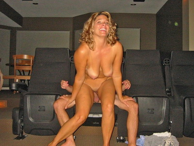 Reverse Cowgirl Milf